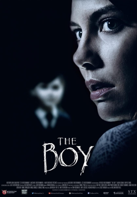 THE BOY crítica de CLAUDIA LÓPEZ