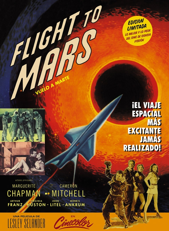 cameron mitchell flight to mars movie - photo #18
