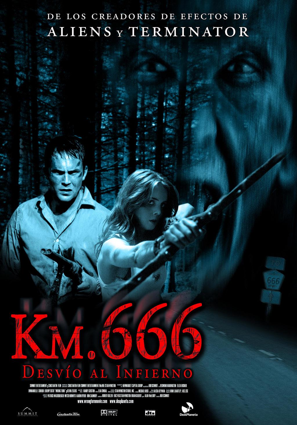km 666 pelicula: