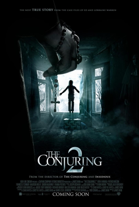 THE CONJURING 2 POR CLAUDIA LÓPEZ